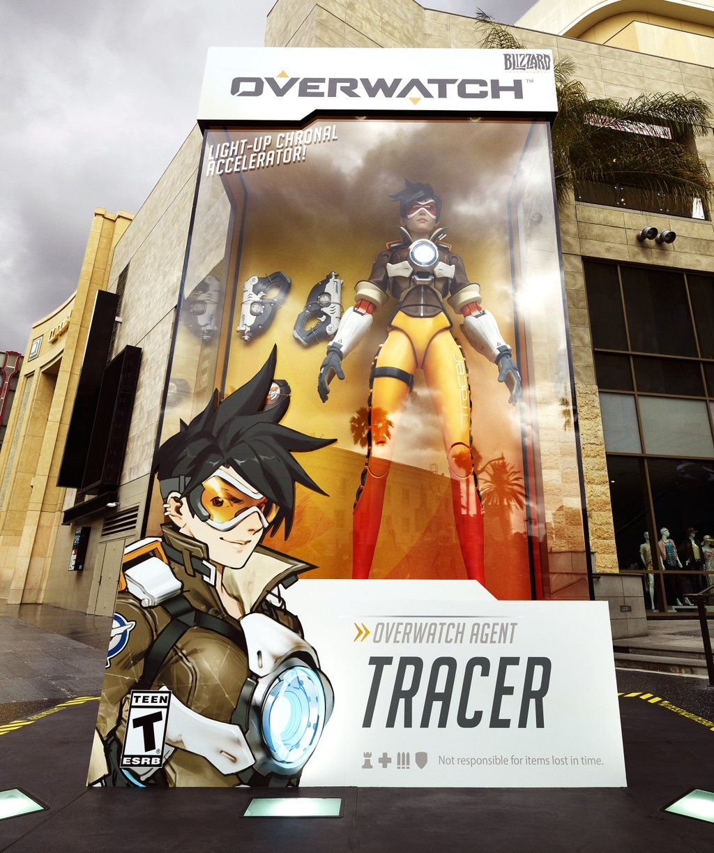 Overwatch Large Statues Blizzard Fan Art And Clueless