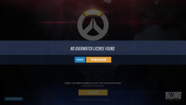"""""""No Overwatch license found?"""" Here's how to fix the PS4"""