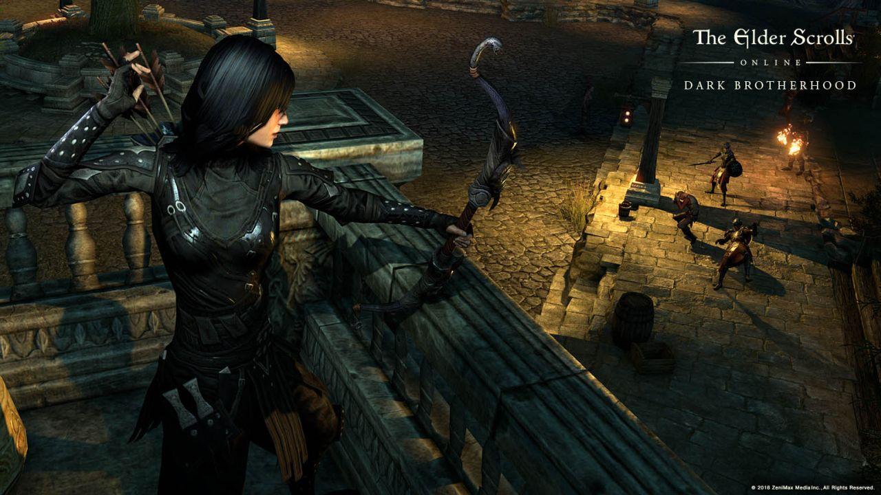 Elder Scrolls Online gets console release date, drops subscription ...