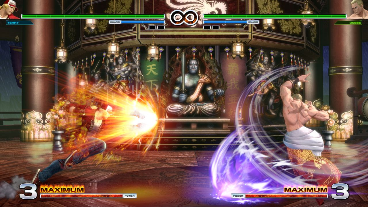 King of fighters 14 release date in Melbourne