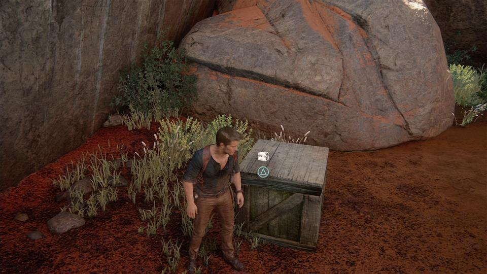 uncharted 2 treasure guide
