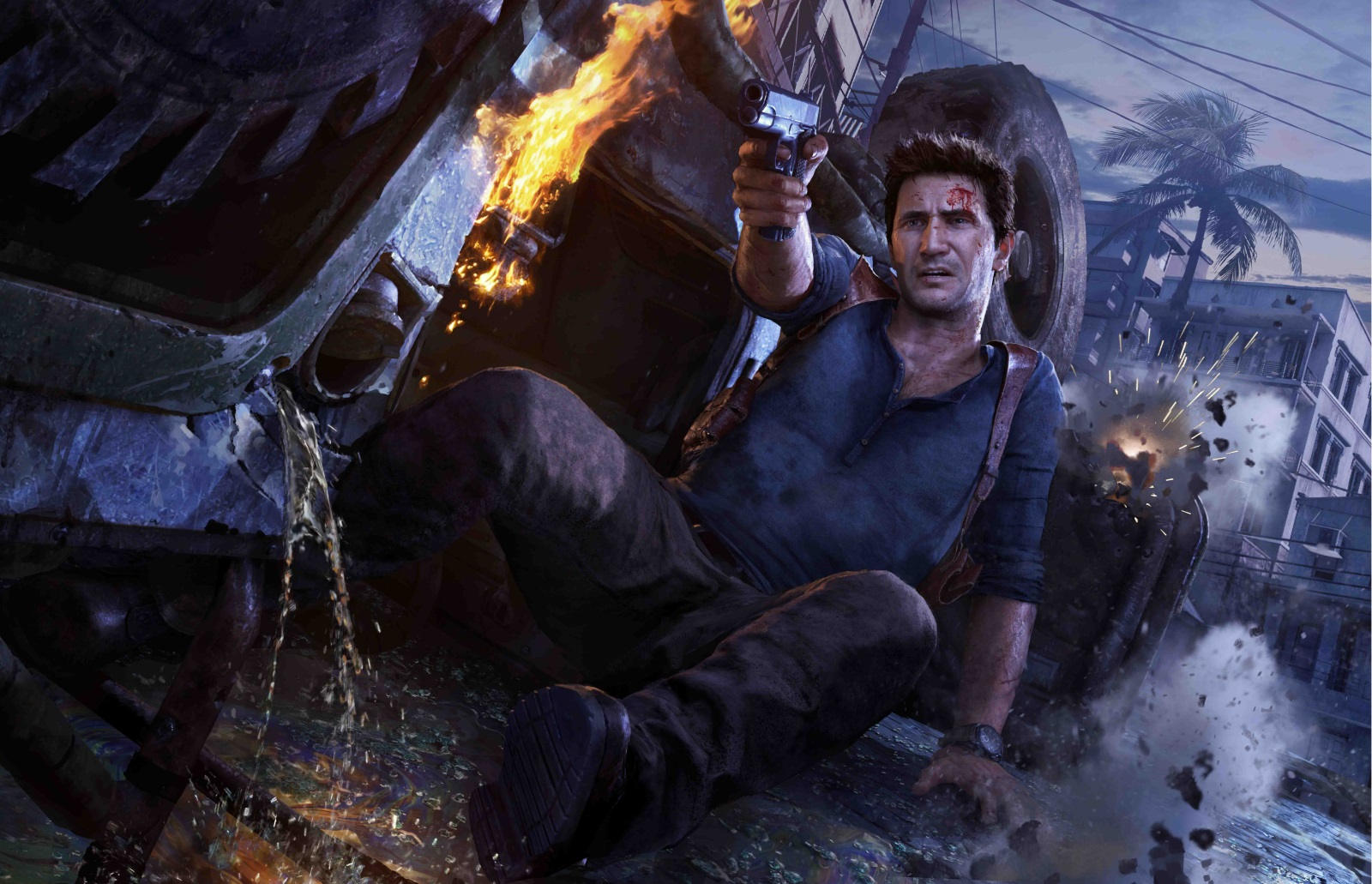 Uncharted 4 review: not as groundbreaking as 2, but the ...