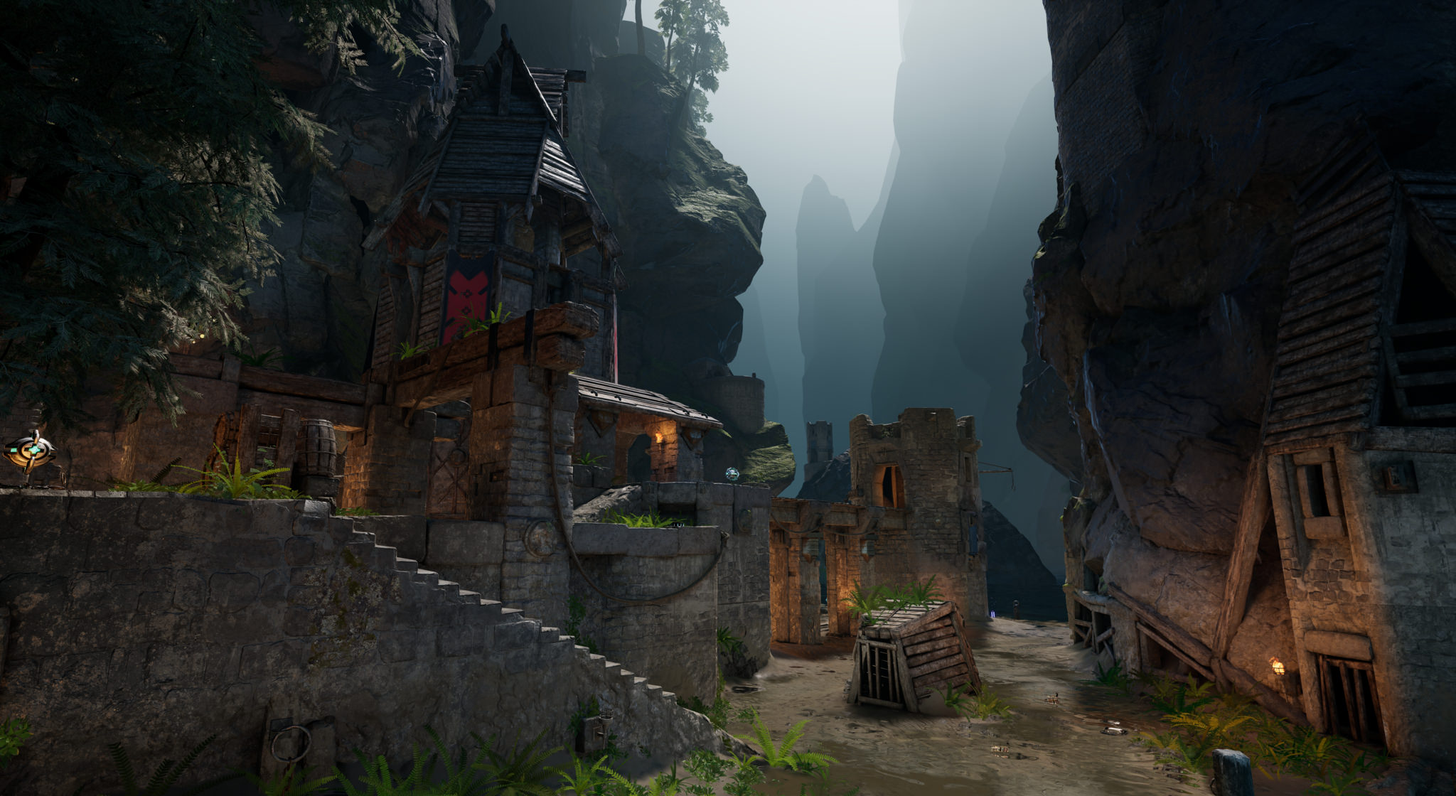 Check out Unreal Tournament's new map, Underland - VG247