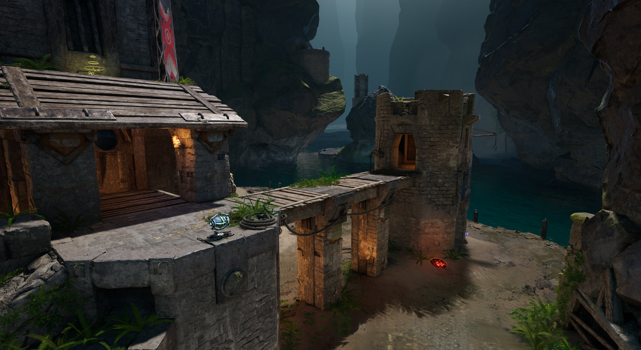 Check Out Unreal Tournament's New Map, Underland
