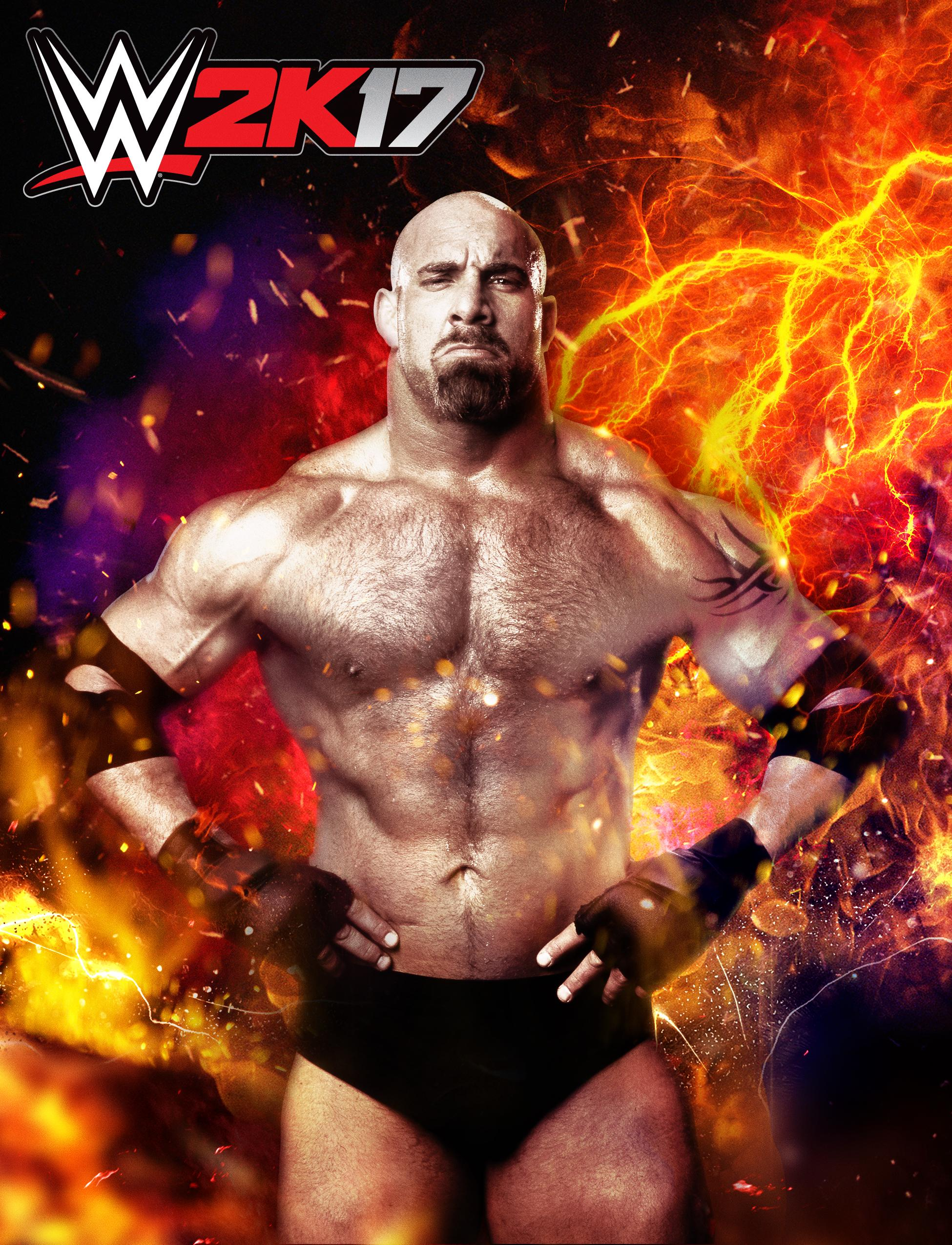 Survivor Series 2017 Poster Official >> Pre-order WWE 2K17 and you'll get Bill Goldberg with two extra arenas - VG247