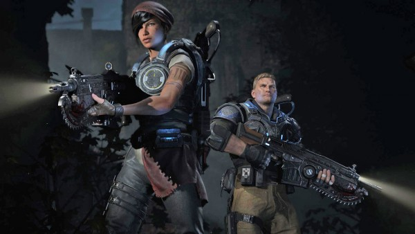 New Gears Of War 4 Campaign Footage Shows Completely New