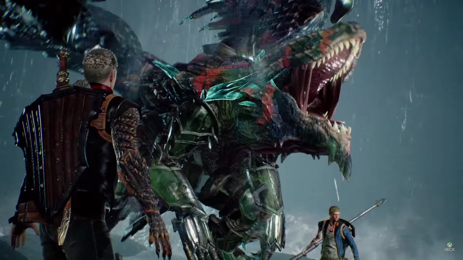 Scalebound Gently Wiped From The Face Of The Earth Or At Least All Microsoft Channels Anyway
