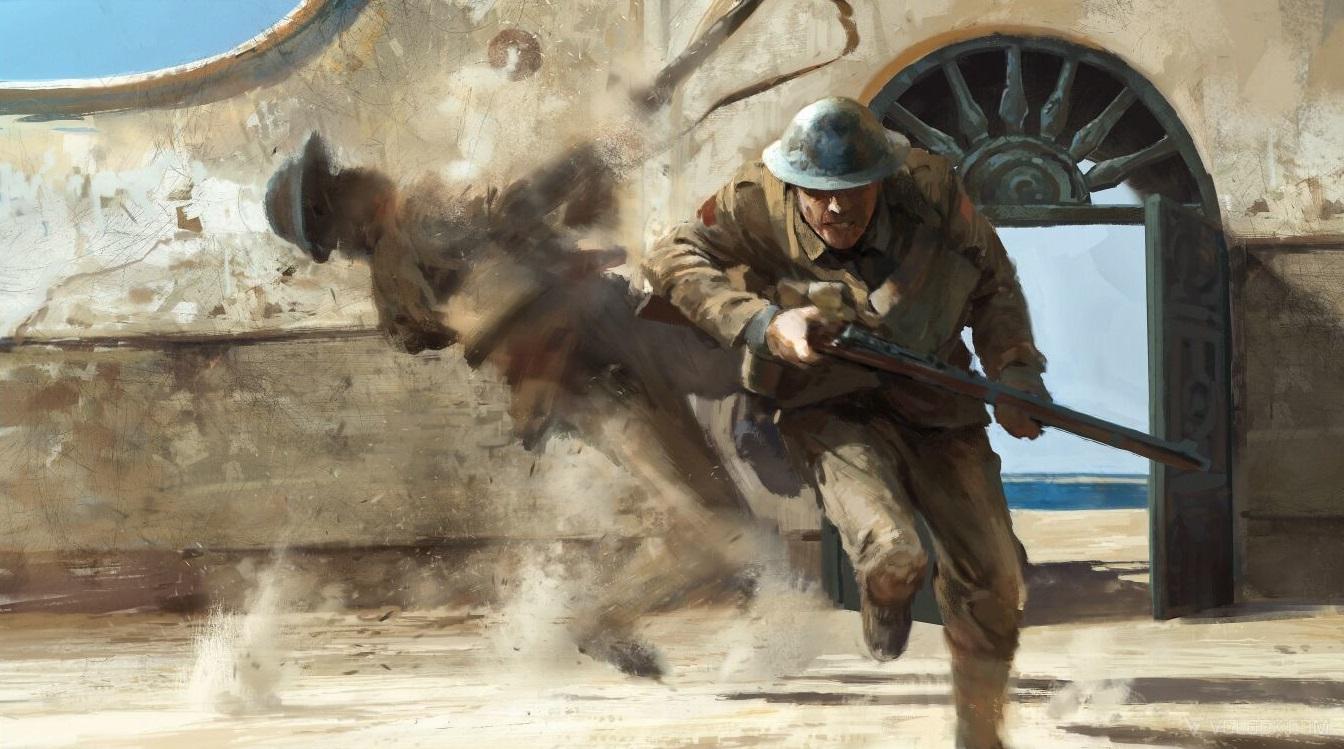 Battlefield 1 concept art is stunning | VG247