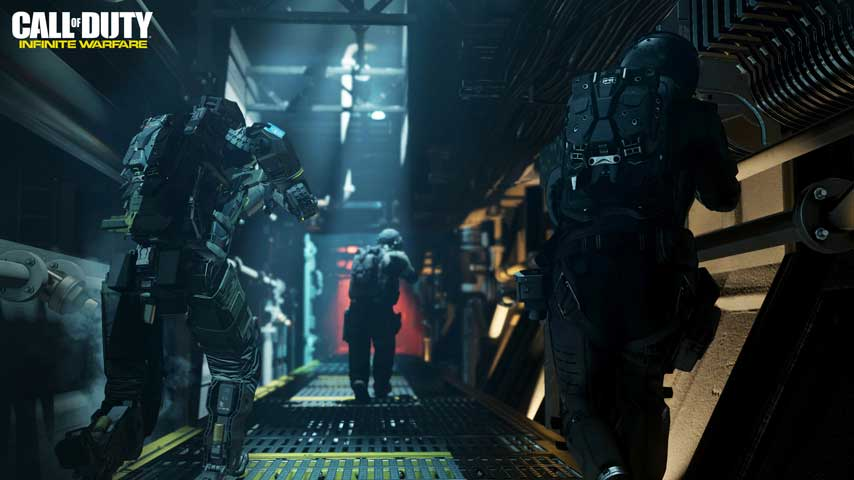 Call of duty infinite warfare multiplayer beta here 39 s details on maps modes and more vg247 - Infinite warfare ship assault ...