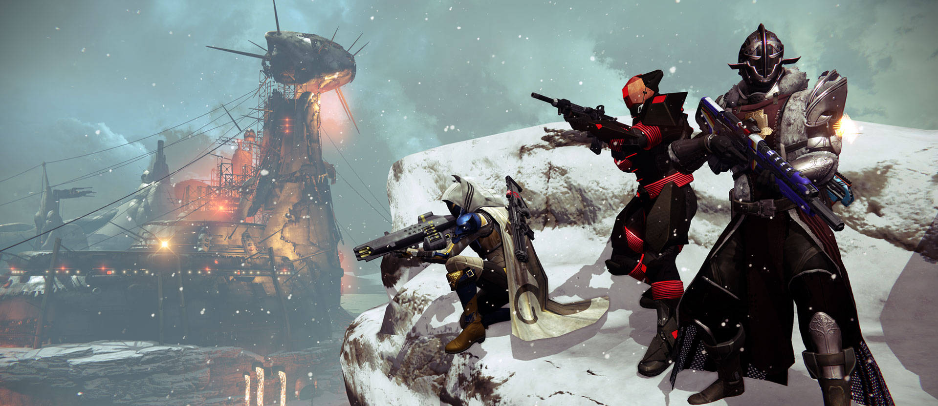 Bungie And Activision Unveil Destiny Rise Of Iron: How Destiny: Rise Of Iron Eats Into