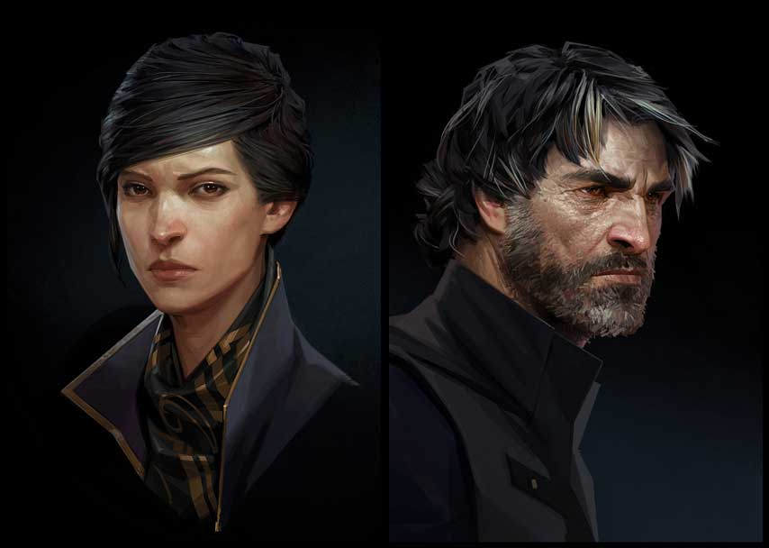 Big Batch Of Dishonored 2 Screens And Concept Art Out Of E3 2016 Vg247