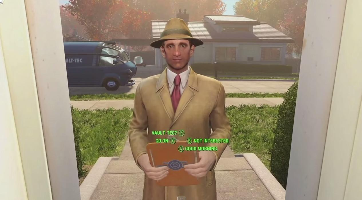 fallout 4 dialogue system quotdidnt work as wellquot as other