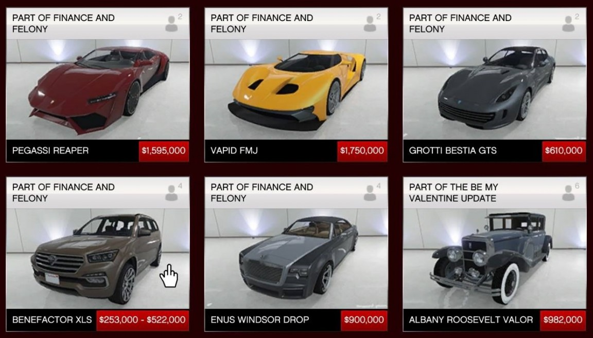 Reddit Best Gta Cars Online