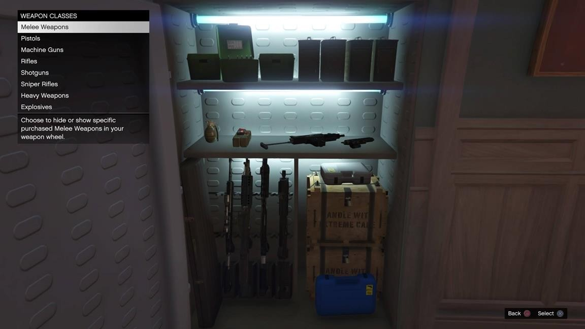 Gta Online S Gun Locker Is The Best 3 4 Million I Ve Ever