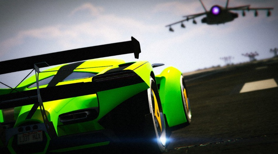 Gta Online Has A New Fastest Supercar And It S Released