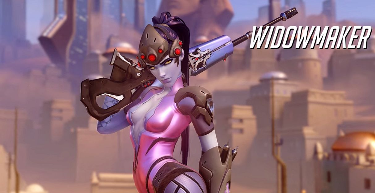 widowmaker overwatch height