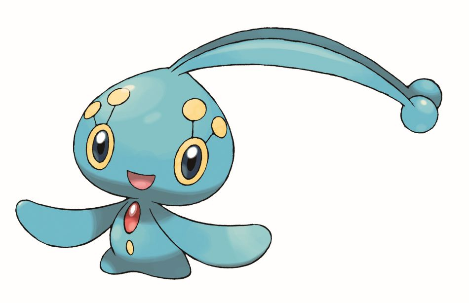 how to get manaphy in pokemon omega ruby