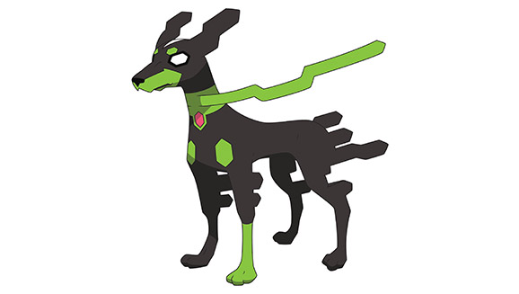 Pokemon sun and moon nekkoala and iwanko revealed zygarde video