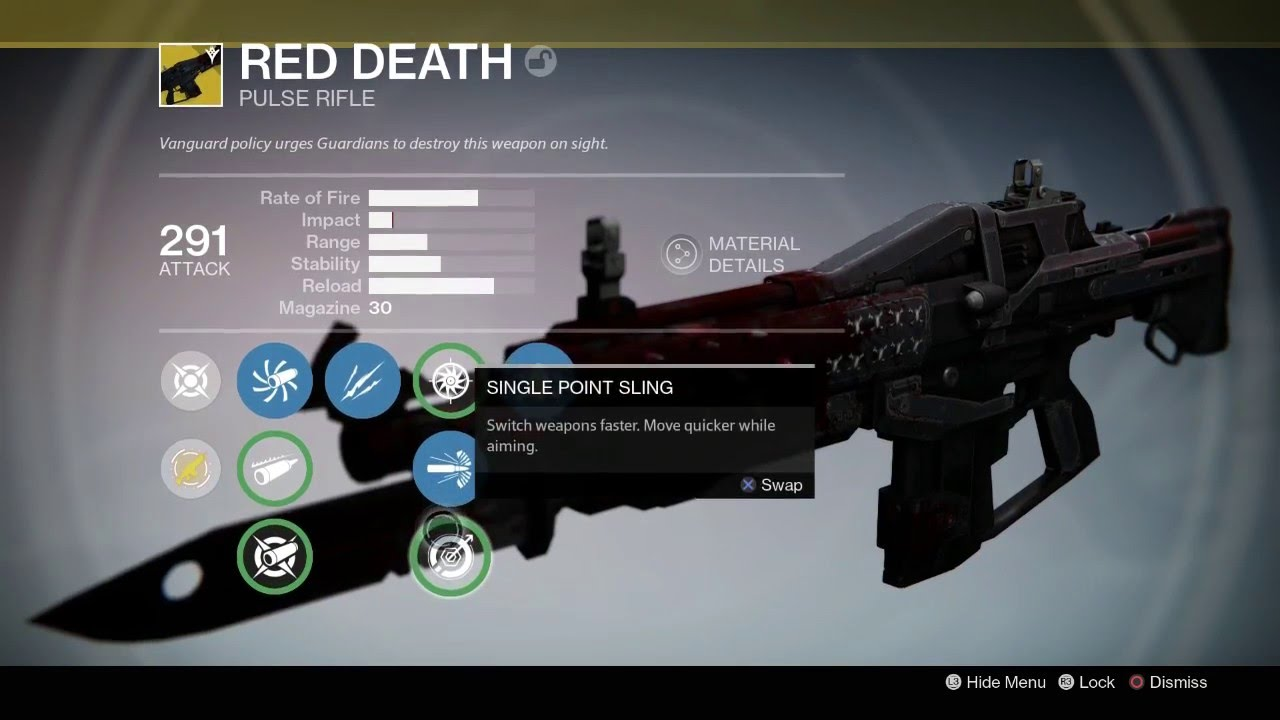 Destiny xur update should you buy year 2 red death vg247