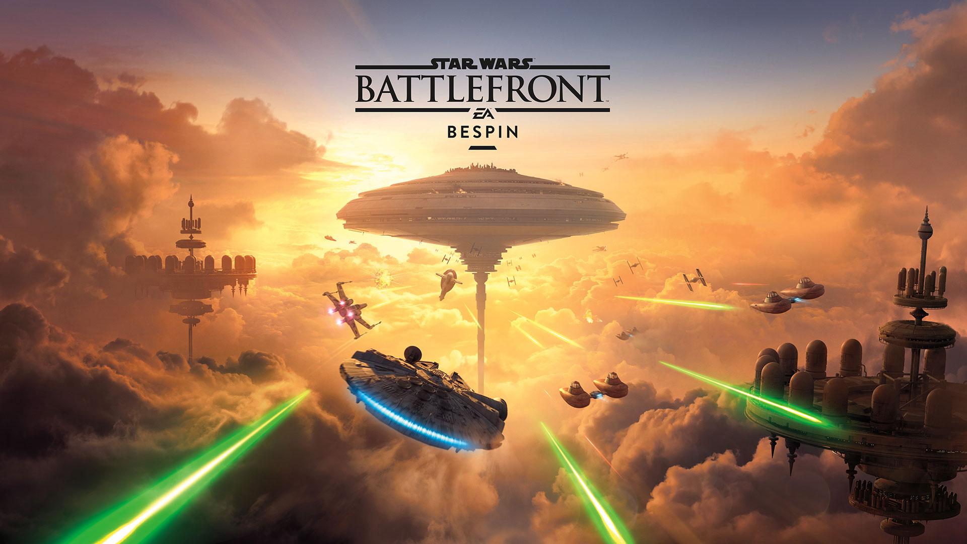 Star Wars Battlefront Bespin Dlc Launching June 21 Vg247