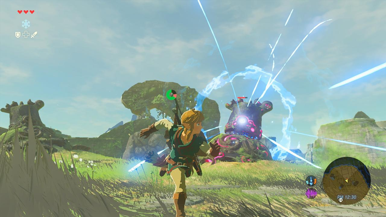 Breath Of The Wild Dark Link >> The Legend of Zelda: Breath of the Wild - how to get the ...