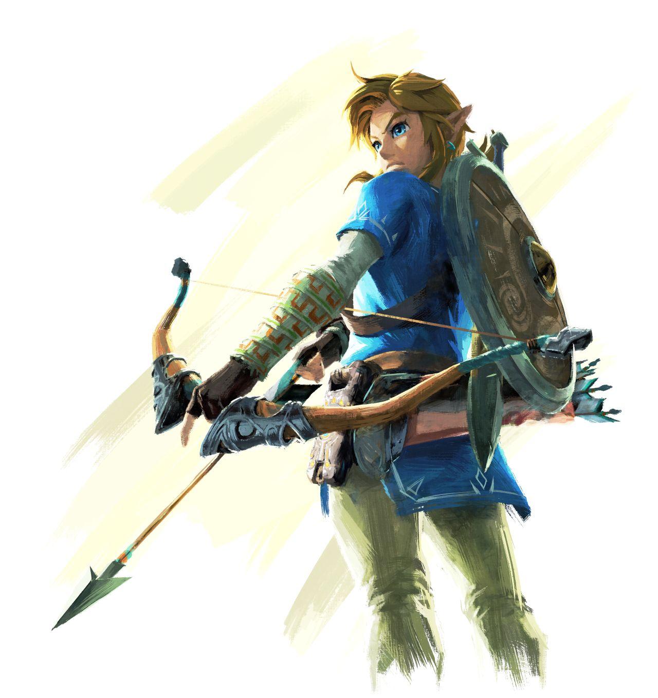 Zelda Breath Of The Wild Rüstung Verbessern