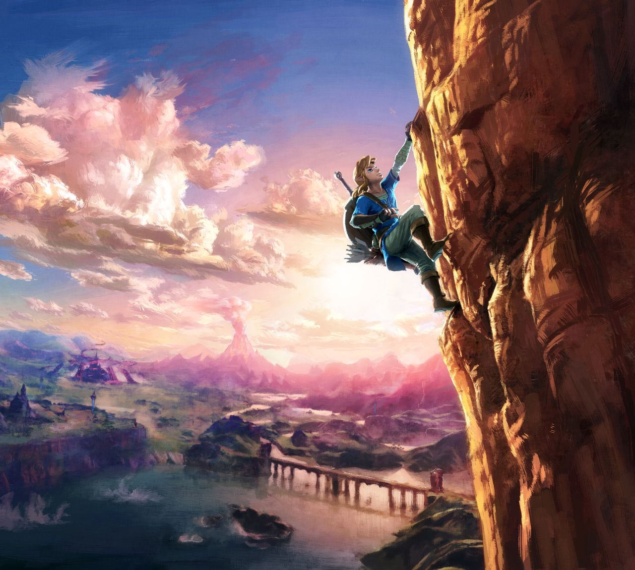 The Legend Of Zelda: Breath Of The Wild Lets You Attack