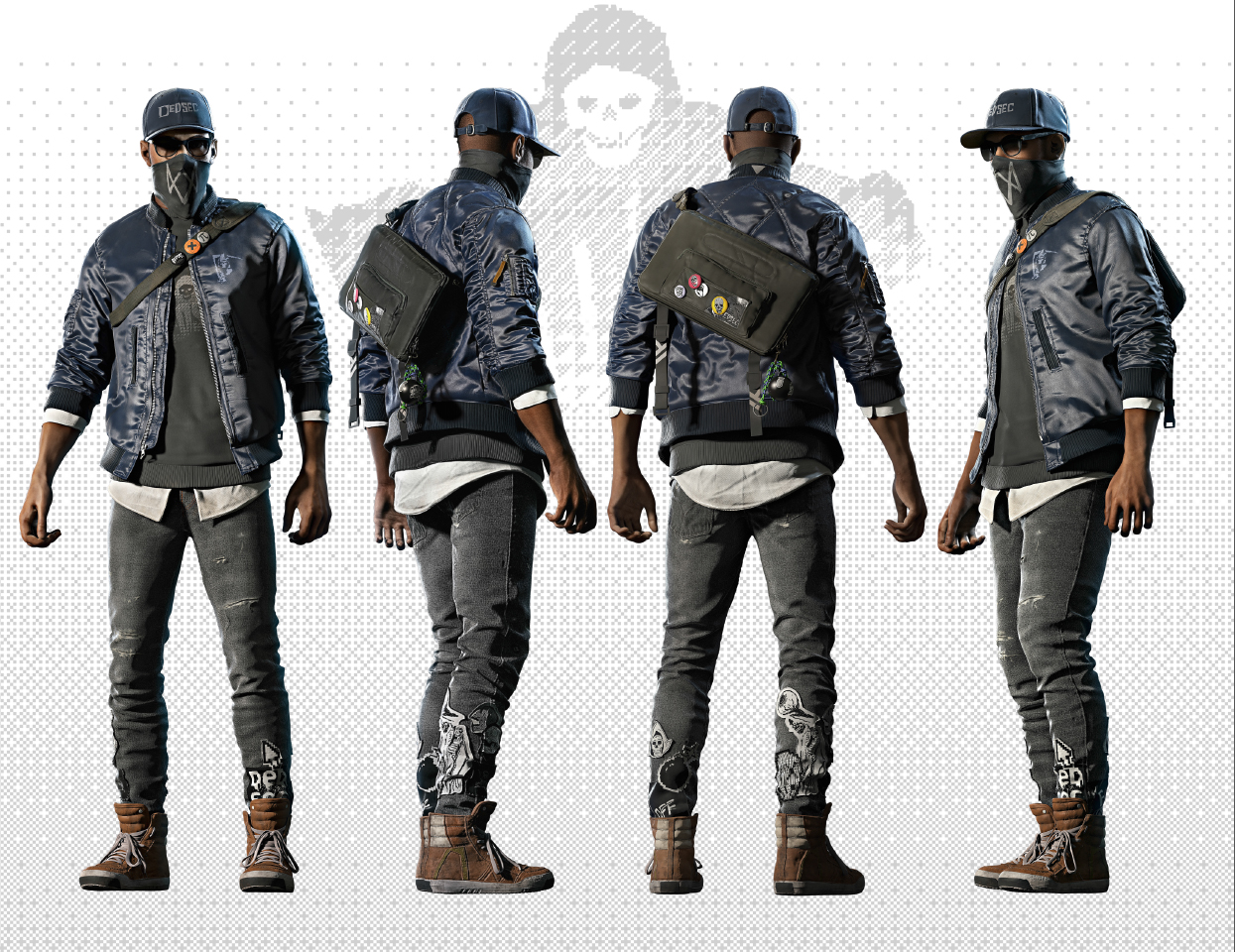 Watch Dogs The Hunter Mission