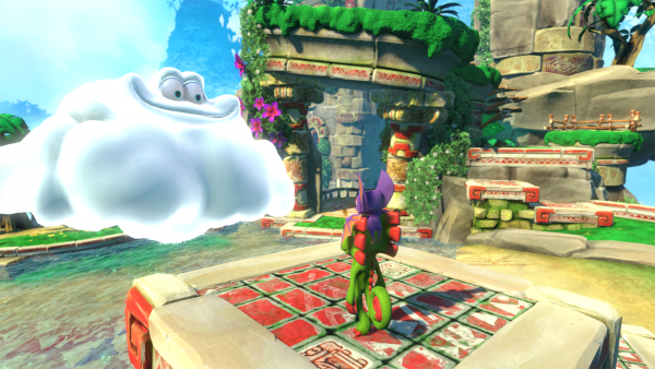 Yooka laylee playable demo will be available for the first time to the
