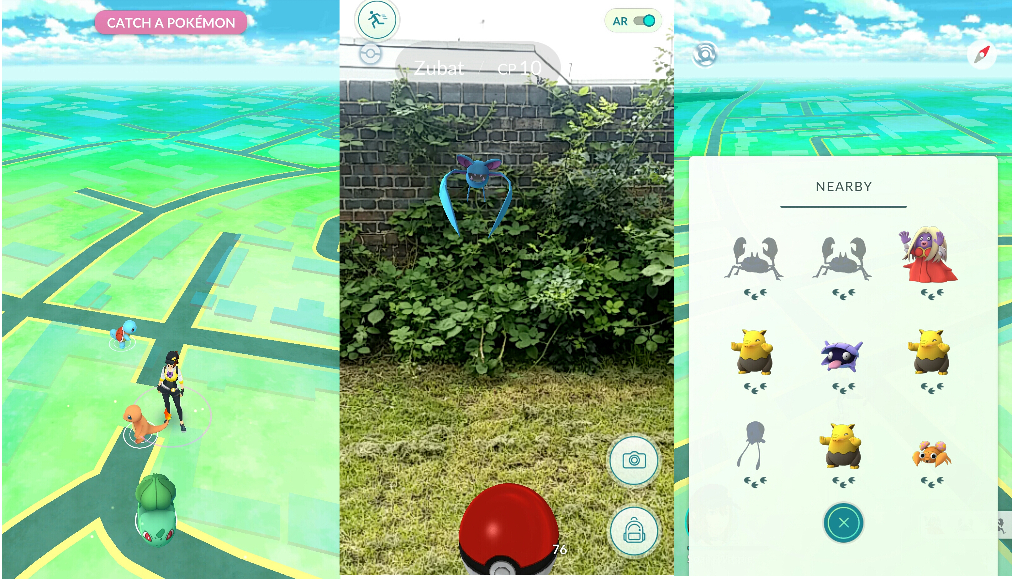 Pokemon Go Advanced Tips And Tricks For Catching Pokemon Vg247