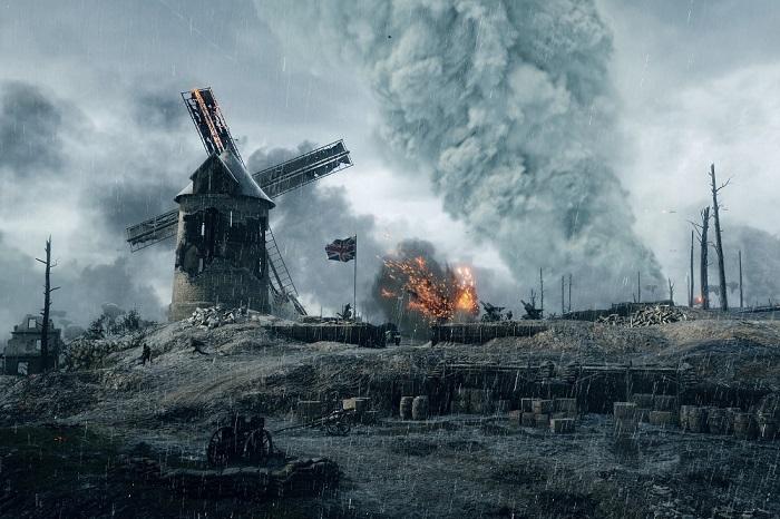 Battlefield 1's spectator mode screenshots are absolutely ...