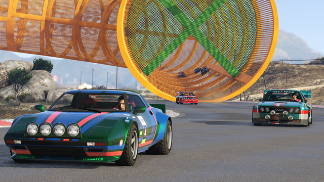 GTA 5 Cunning Stunts Update: All The New Vehicles And