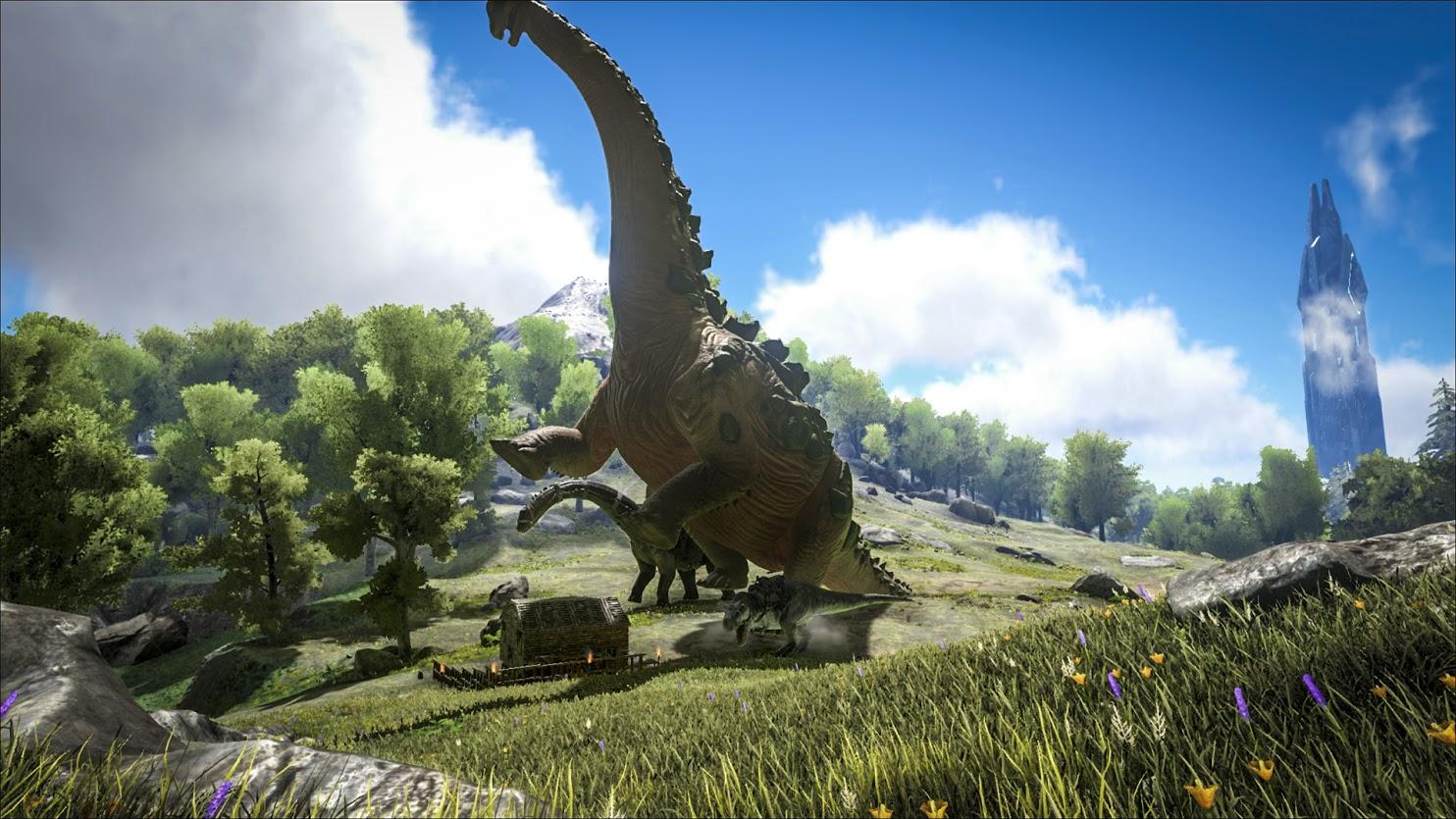 ark survival evolved update patch