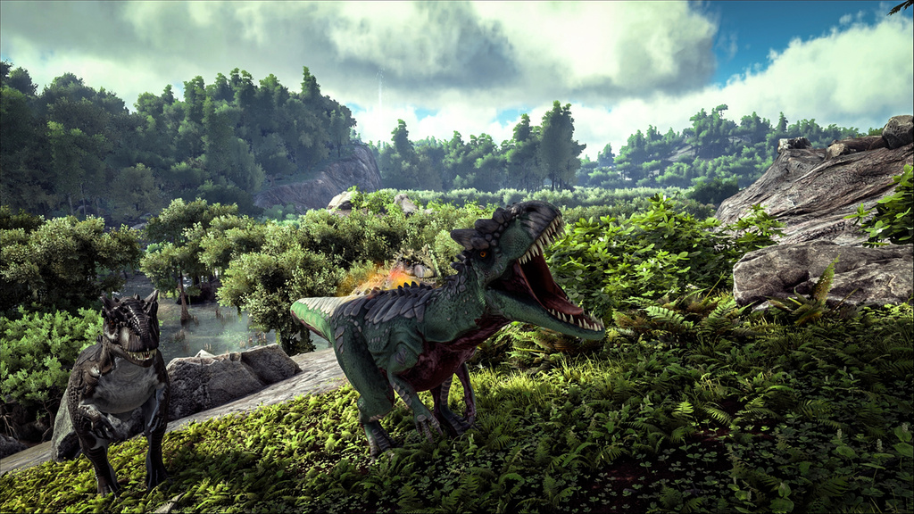 Sony won 39 t allow early access build of ark survival for Ps4 hunting and fishing games