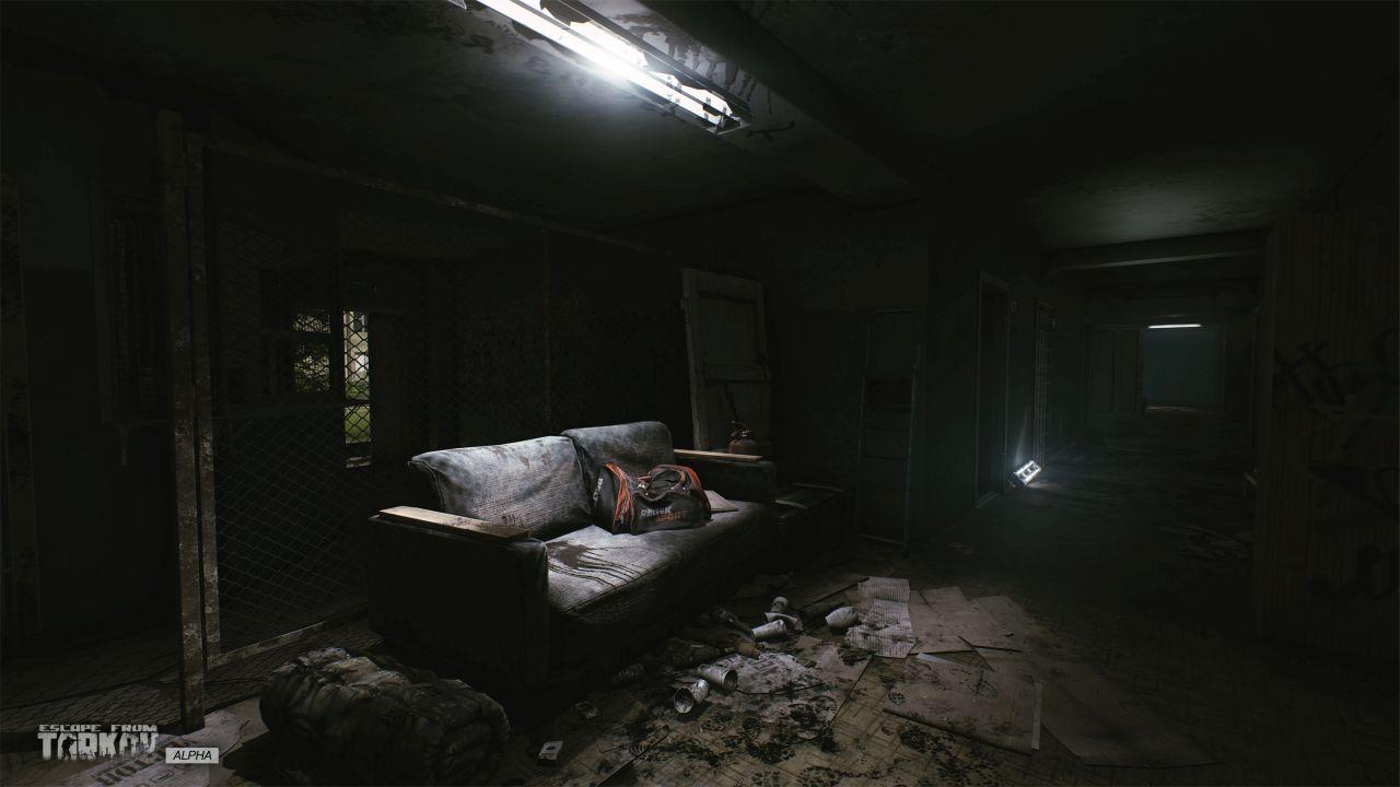 Where Room  Escape From Tarkov