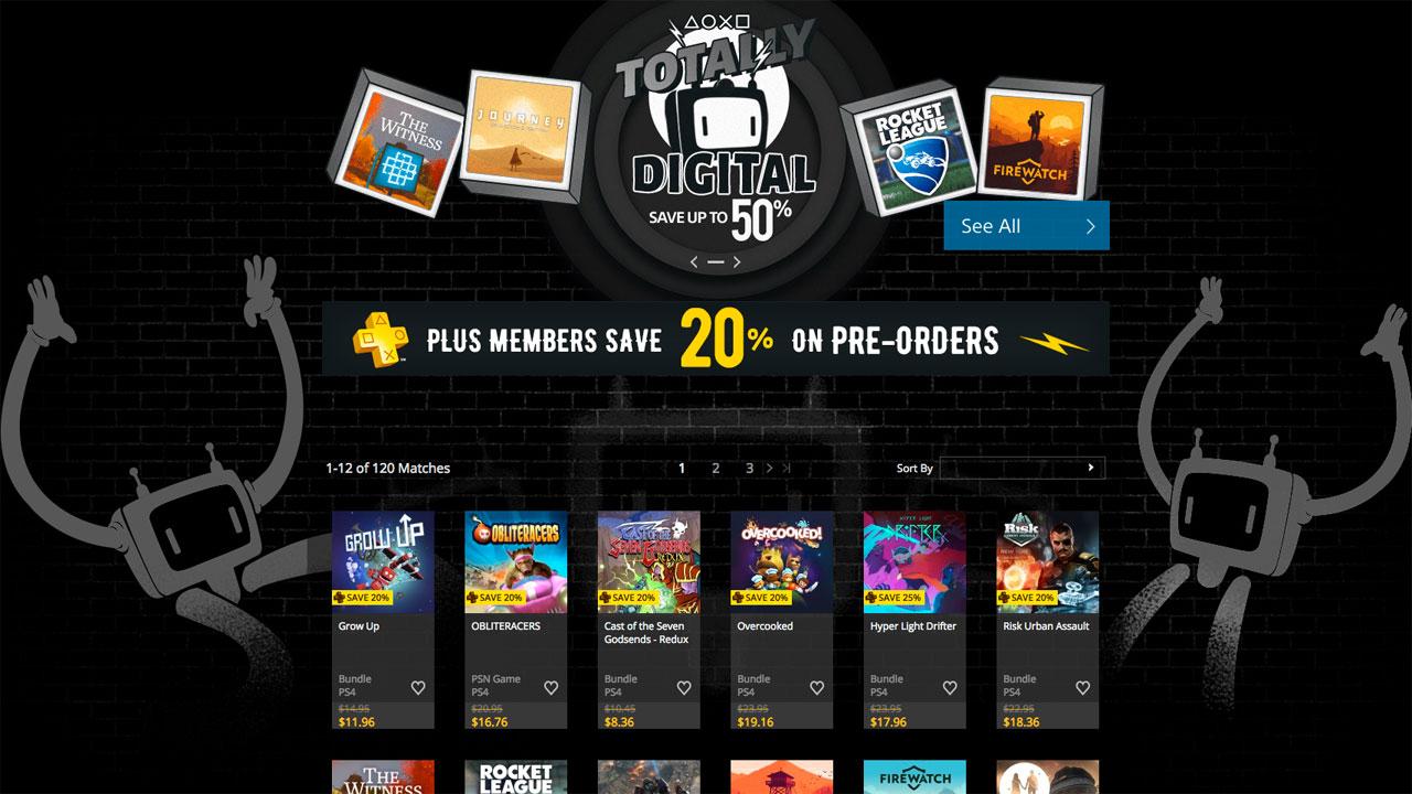 Playsation Store