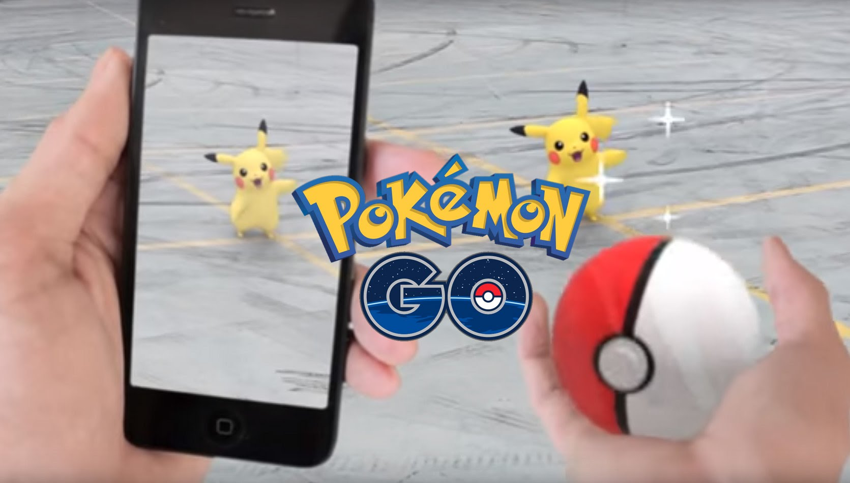 Как играть в Pokemon Go на Android и Ios