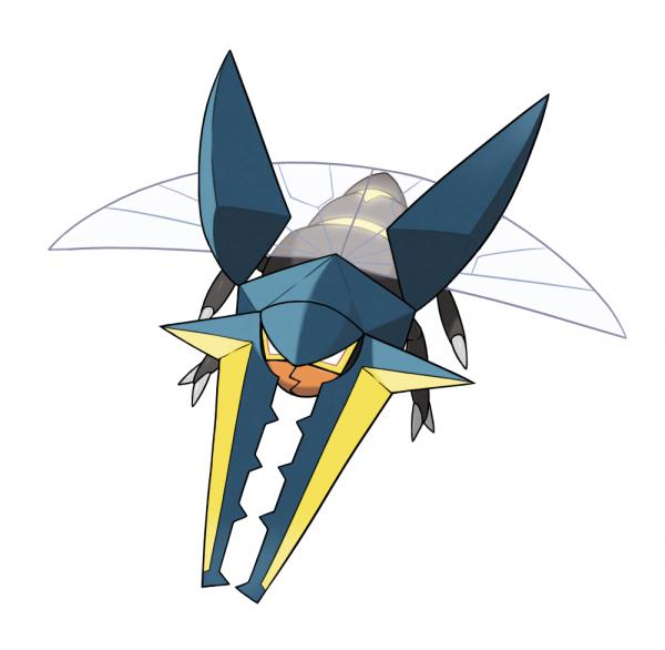 Pokedex Pokemon Sun And Moon Images
