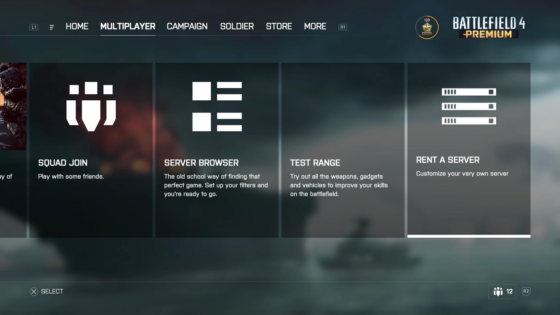 Battlefield 4 Server List   Search Bf4 Stats, Rankings ...
