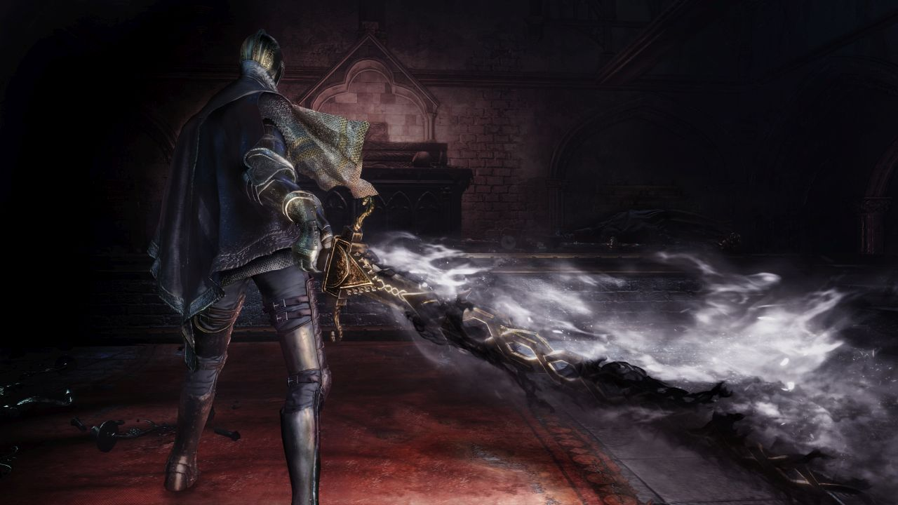 Here s your first look at the dark souls dlc ashes of