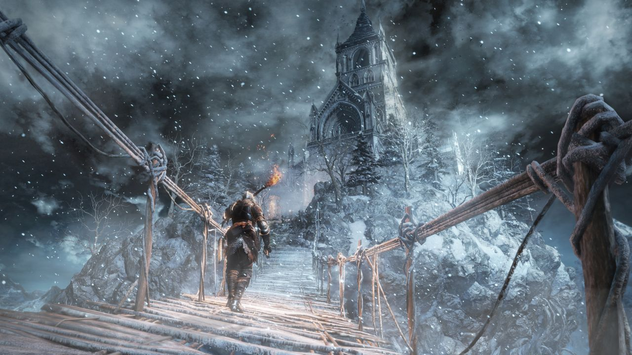 dark souls 3 ashes of ariandel dlc reviews a new. Black Bedroom Furniture Sets. Home Design Ideas