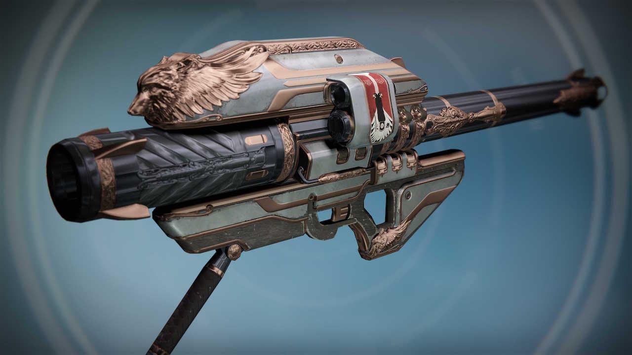Destiny Rise Of Iron Guide Outbreak Prime Exotic