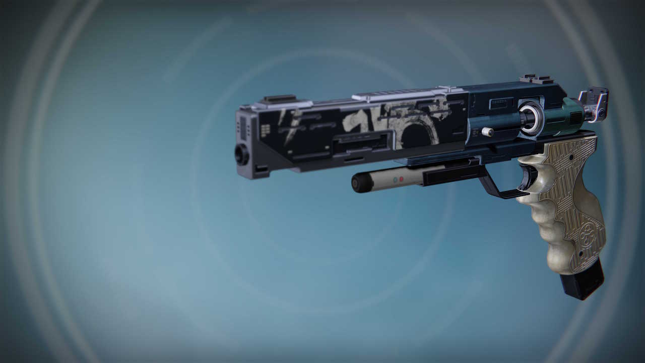 Take A Look At One Of Destiny Rise Of Iron S New Exotics