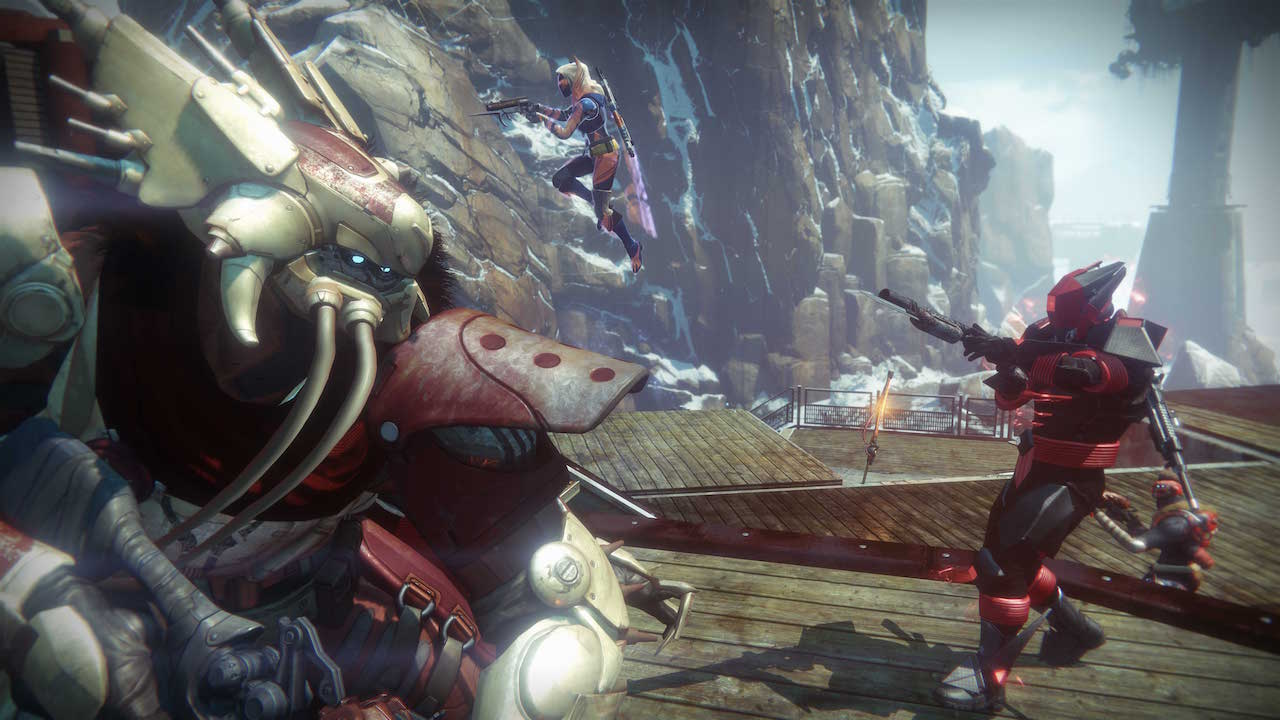 By making strikes the primary pre raid grind activity and overhauling