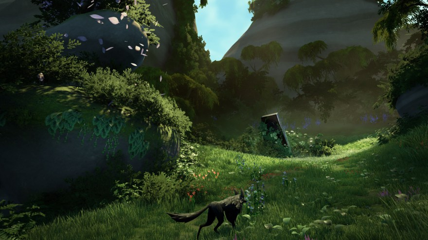The Gamescom teaser for indie title Lost Ember is stunning ... | 880 x 495 jpeg 106kB