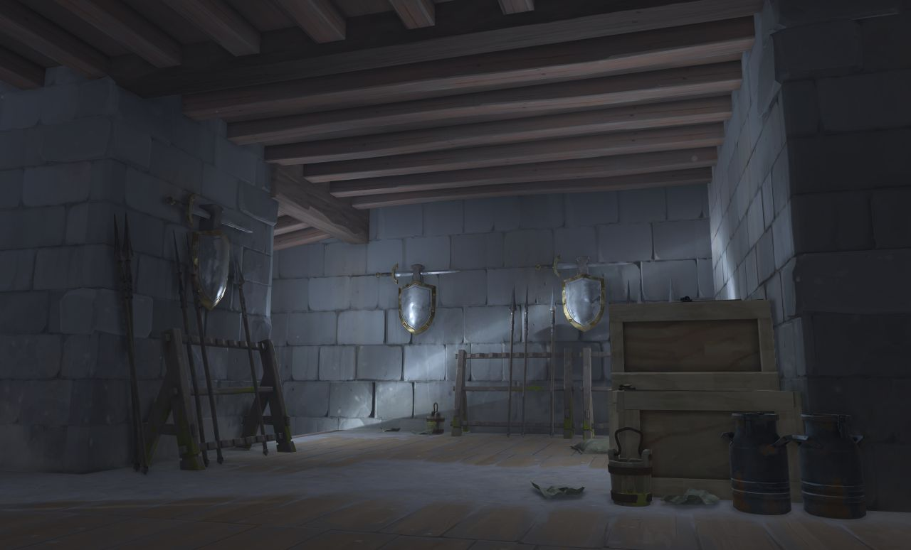 Overwatch's New Map Eichenwalde Tasks You With Escorting A