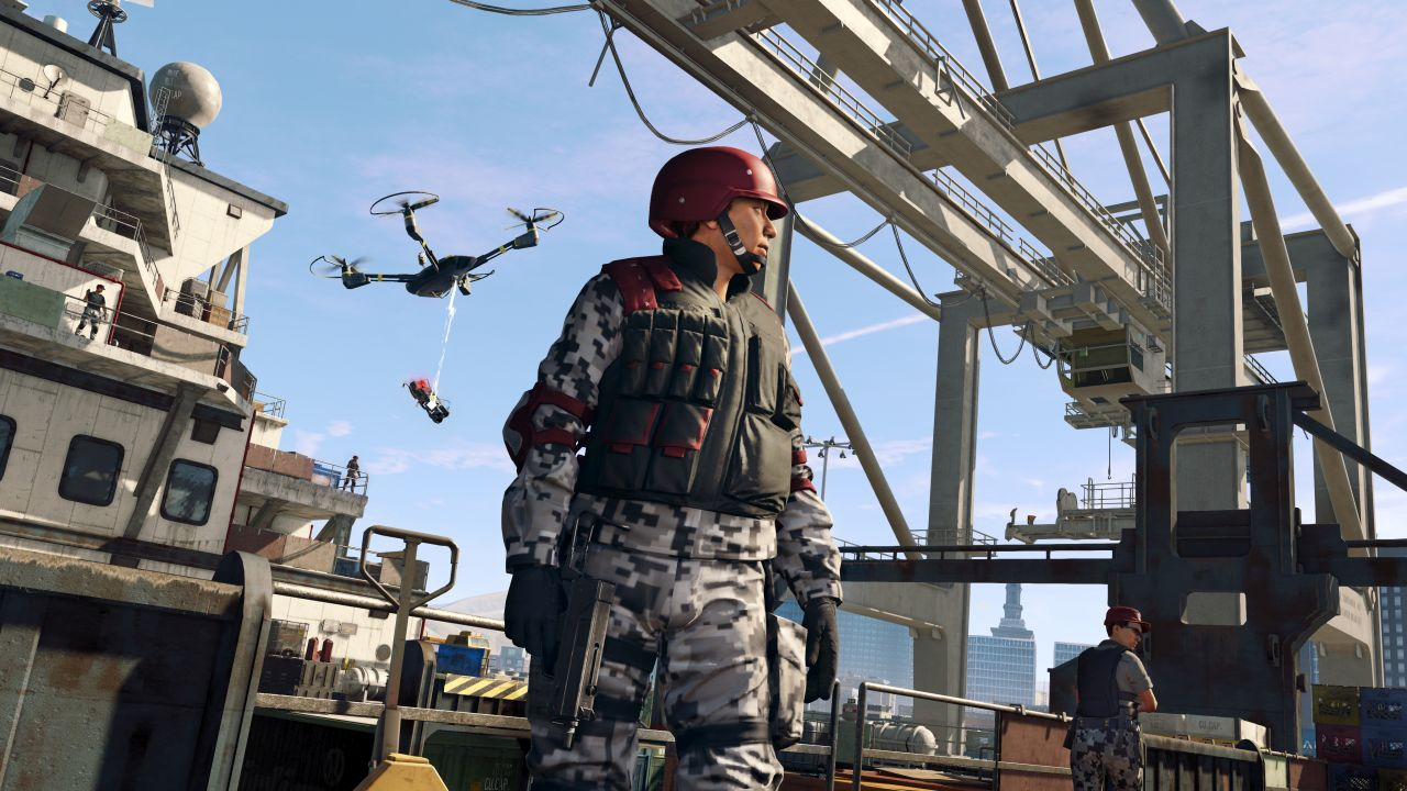 Watch Dogs Xbox  Multiplayer