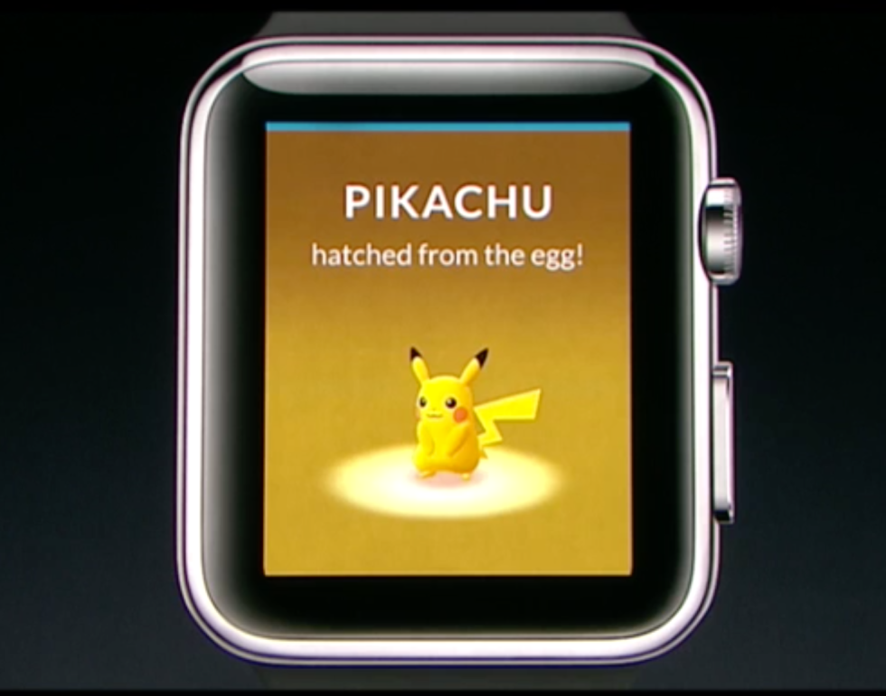 Pokemon Go Plus Brings New Features To Apple Watch