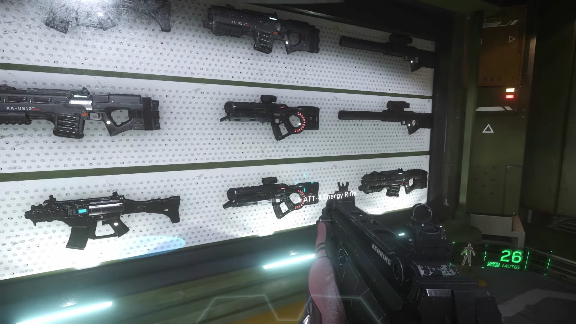 Star Citizen Gameplay Video Has Some Slick First Person