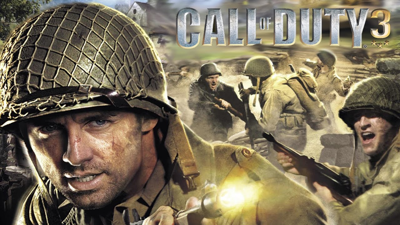 call of duty 3 joins the list of backwards  patible